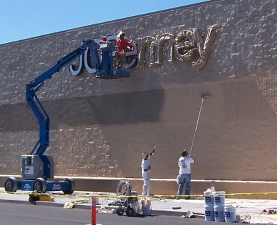 Exterior Commercial Painting Project in Bend, OR